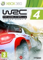 Copertina WRC 4: Fia World Rally Championship - Xbox 360