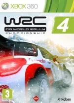 Copertina WRC 4: Fia World Rally Championship - Xbox 360