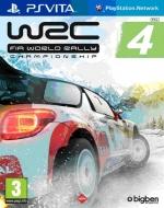 Copertina WRC 4: Fia World Rally Championship - PS Vita