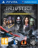 Copertina Injustice: Gods Among Us Ultimate Edition - PS Vita