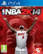 Copertina NBA 2K14 - PS4