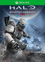 Copertina Halo Spartan Assault - Xbox One