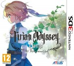 Copertina Etrian Odyssey Untold: The Millenium Girl - 3DS