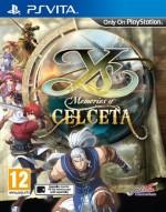 Copertina Ys: Memories of Celceta - PS Vita