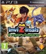 Copertina Invizimals: Il Regno Scomparso - PS3