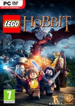 Copertina LEGO Lo Hobbit - PC