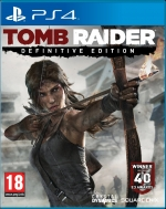Copertina Tomb Raider Definitive Edition - PS4