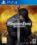 Copertina Kingdom Come: Deliverance - PS4