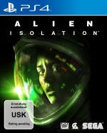 Copertina Alien: Isolation - PS4