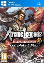 Copertina Dynasty Warriors 8 Xtreme Legends - PC