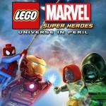 Copertina LEGO Marvel Super Heroes - iPad