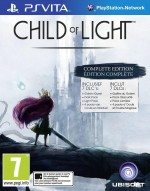 Copertina Child of Light - PS Vita