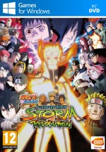 Copertina Naruto Shippuden: Ultimate Ninja Storm Revolution - PC