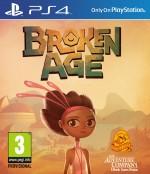 Copertina Broken Age - PS4