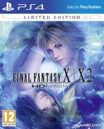 Copertina Final Fantasy X   X-2 HD Remaster - PS4