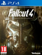 Copertina Fallout 4 - PS4