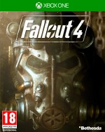 Copertina Fallout 4 - Xbox One