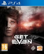 Copertina Get Even - PS4