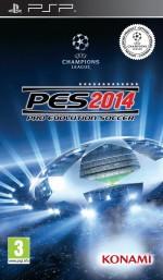 Copertina Pro Evolution Soccer 2014 - PSP