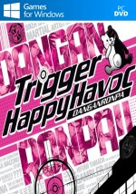 Copertina Danganronpa: Trigger Happy Havoc - PC