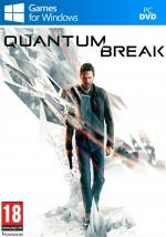 Copertina Quantum Break - PC