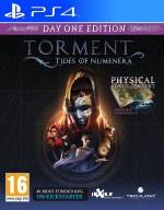 Copertina Torment: Tides of Numenera - PS4