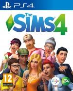 Copertina The Sims 4 - PS4
