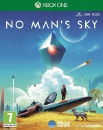 Copertina No Man's Sky - Xbox One
