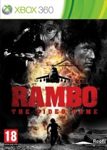 Copertina Rambo: The Video Game - Xbox 360