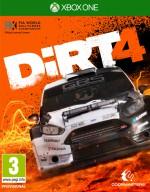 Copertina DiRT 4 - Xbox One