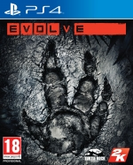 Copertina Evolve - PS4