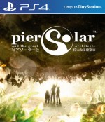 Copertina Pier Solar and the Great Architects - PS4