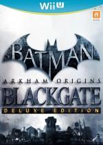 Copertina Batman: Arkham Origins Blackgate - Deluxe Edition - Wii U