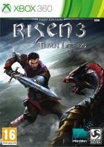 Copertina Risen 3: Titan Lords - Xbox 360