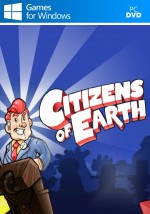 Copertina Citizens of Earth - PC