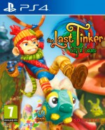 Copertina The Last Tinker: City of Colors - PS4