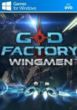 Copertina GoD Factory: Wingmen - PC