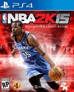 Copertina NBA 2K15 - PS4