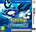 Copertina Pokémon Zaffiro Alpha - 3DS