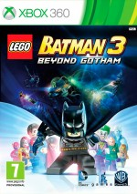 Copertina LEGO Batman 3: Gotham e Oltre - Xbox 360