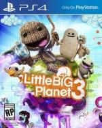 Copertina LittleBigPlanet 3 - PS4