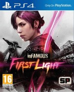 Copertina Infamous: First Light - PS4