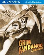 Copertina Grim Fandango Remastered - PS Vita