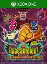 Copertina Guacamelee! Super Turbo Championship Edition - Xbox One
