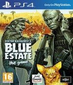 Copertina Blue Estate - PS4