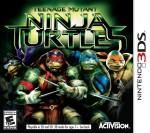 Copertina Teenage Mutant Ninja Turtles (3DS) - 3DS