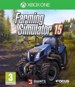 Copertina Farming Simulator 15 - Xbox One