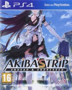 Copertina Akiba's Trip: Undead & Undressed - PS4