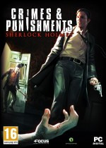 Copertina Crimes & Punishments - Sherlock Holmes - PC