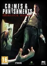 Copertina Crimes & Punishments - Sherlock Holmes - PC